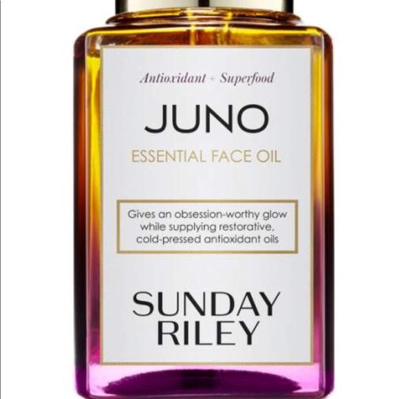 Sunday Riley Juno Essential Face Oil 1 5ml NWT